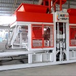 machine de bloc beton